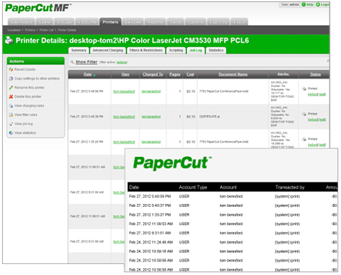 print-log-with-report